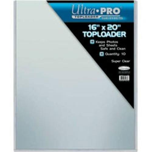 """Top Loader - 16""""x20"""" (10 per pack)"""