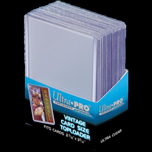 Top Loader - Vintage (25 per pack)