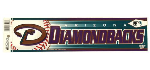 Arizona Diamondbacks Bumper Sticker
