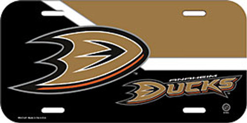 Anaheim Ducks License Plate