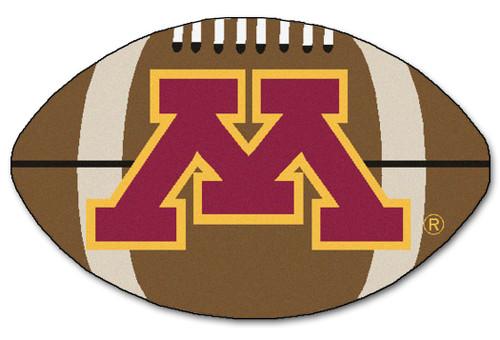 Minnesota Golden Gophers Football Mat 22x35