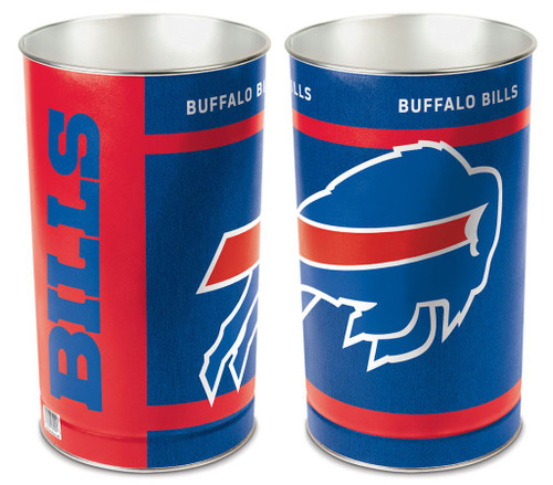 "Buffalo Bills 15"" Waste Basket"
