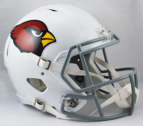 Arizona Cardinals Deluxe Replica Speed Helmet