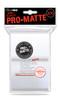 Deck Protectors - Pro-Matte White (100 per pack)