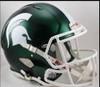 Michigan State Spartans Speed Mini Helmet - Satin Shell