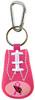 Arizona Cardinals Breast Cancer Awareness Ribbon Pink NFL Football Keychain