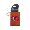Atlanta Falcons Classic NFL Football ID Holder