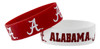 Alabama Crimson Tide Bracelets - 2 Pack Wide