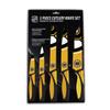 Boston Bruins Knife Set - Kitchen - 5 Pack