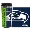 Seattle Seahawks Travel Mug - 14 oz Full Wrap - Hype Style