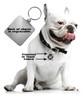 Alabama Crimson Tide Dog Collar Charm