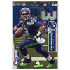 "Seattle Seahawks Russell Wilson 11""x17"" Multi-Use Decal Sheet"