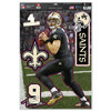 "New Orleans Saints Drew Brees 11""x17"" Multi-Use Decal Sheet"