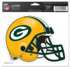 Green Bay Packers Decal 5x6 Ultra Color