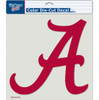 "Alabama Crimson Tide Die-Cut Decal - 8""x8"" Color"