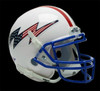 Air Force Falcons Schutt Mini Helmet - White Alternate Helmet #2