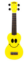 Mahalo Smiley Ukulele with Gig Bag