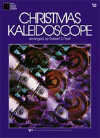 Christmas Kaleidoscope Book 1 Cello, for Cello, Publisher: Neil A. Kjos Music Company Arranger  Robert Frost,