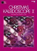 Christmas Kaleidoscope Book 2 String Bass, for Double Bass, Publisher  Neil A. Kjos Music Company  Arranger  Robert Frost