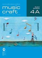 Music Craft - Student Workbook 4A, series of AMEB Music Craft, Publisher  AMEB