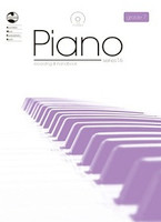 Piano Series 16 - Recording and Handbook Grade 7, series of AMEB Piano, Publisher  AMEB