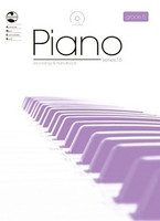 Piano Series 16 - Recording and Handbook Grade 5, series of AMEB Piano, Publisher  AMEB