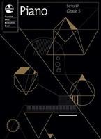 Piano Series 17 - Grade 5, series of  AMEB Piano, Publisher  AMEB