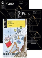 Piano Series 17 - Student Pack Grade 4, series of AMEB Piano, Publisher  AMEB