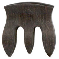 Cello Ebony Curved Mute