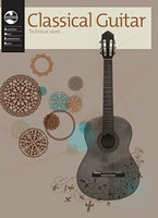 Classical Guitar - Technical Workbook for  Classical Guitar, Publisher  AMEB