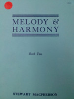 Melody&Harmony Book Two by Stewart Macpherson 70% off