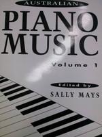 Australian Piano Music Volume 1 edited by Sally Mays,70% off