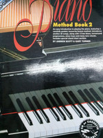 Progressive Piano Method Book by A.Scott & G.Turner 1994,30 % off