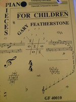 Piano Pieces for Children by Gary Featherstone,70% off