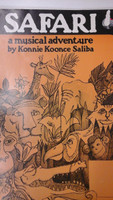 Safari - a musical adventure by Konnie Koonce Saliba,70% off