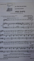 I Saw Three Ships  for mixed chorus acc.by piano arr.by John Rutter
