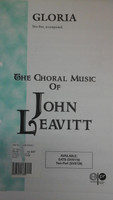 Gloria for 2-part and accompanied by John Leavitt,70% off