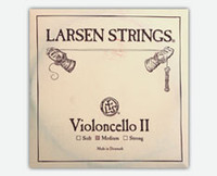 """D"" Larsen Cello String 4/4 (single) Standard Medium"