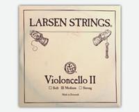 """D"" Larsen Cello String 4/4 (single) Standard Medium"