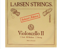 """D"" Larsen Cello String 4/4 (single) Soloist Edition Medium"