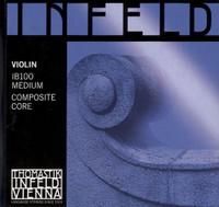 Infeld Blue Violin Strings (Set) 4/4