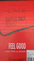 Feel Good for 3-part treble choir with piano by L.Tyson and L.Scott,70% off
