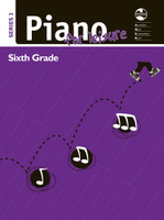 AMEB Piano For Leisure Series 3 Grade 6 Exam Pieces