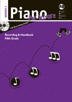 Piano for Leisure Series 3 Recording & Handbook - Fifth Grade