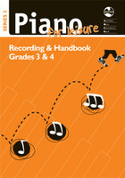 Piano for Leisure Series 2 Recording & Handbook - Third & Fourth Grades