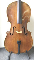 Struna Concert 1/8 Cello Outfit (includes Bow, Soft Case & Pro Set-Up)
