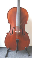 Gliga II 1/2 Cello Outfit (includes Bow, Soft Case & Pro Set-Up)