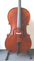 Gliga II 1/2 Cello Outfit (includes Bow, Soft Case & Pro Set-Up)