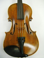 "Struna Concert 15.5"" Viola Outfit (includes Bow, Case & Pro Set-Up)"