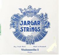 """A"" Jargar Cello String 4/4 (single) Medium Tension"